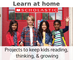 Scholastic! Learn at home